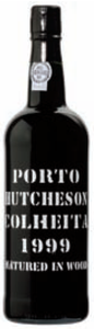 Hutcheson Colheita Port 1999, Doc Douro, Matured In Wood, Btld. 2010 Bottle