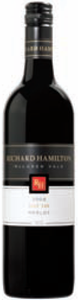 Richard Hamilton Lot 148 Merlot 2008, Mclaren Vale, South Australia Bottle
