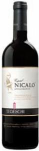 Tedeschi Capitel Nicalò Appassimento Valpolicella Classico Superiore 2008, Doc Bottle