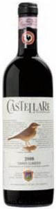 Castellare Di Castellina Chianti Classico 2008, Docg Bottle