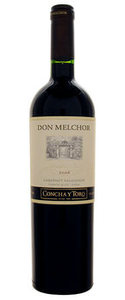 Concha Y Toro Don Melchor Cabernet Sauvignon 2006, Maipo Valley Bottle