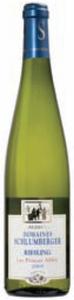 Domaines Schlumberger Les Princes Abbés Riesling 2007, Ac Alsace Bottle