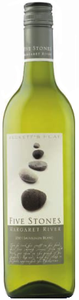 5 Stones Sauvignon Blanc Kpm 2010, Margaret River, Western Australia Bottle