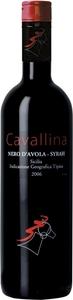 Cavallina Nero D'avola Syrah 2007 Bottle