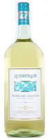 Le Contrade Trebbiano Malvasia 2009, Velletri Doc (2000ml) Bottle