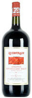 Le Contrade Sangiovese Montepulciano Merlot 2009, Velletri Doc  (2000ml) Bottle