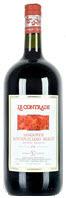 Le Contrade Sangiovese Montepulciano Merlot 2009, Velletri Doc  (2000ml) Bottle