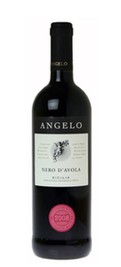 Angelo Nero D'avola Doc 2009, Sicilia Bottle