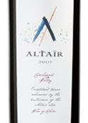 Altaïr Red 2005, Cachapoal Valley Bottle