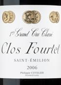 Château Clos Fourtet 2006, Ac Saint émilion, 1er Grand Cru Classé (B) Bottle