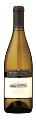 Mission Hill Chardonnay Reserve 2009, VQA Okanagan Valley Bottle