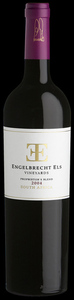 Englebrecht Els Proprietor's Blend 2004 Bottle