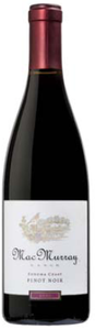 Macmurray Ranch Pinot Noir 2007, Sonoma Coast Bottle