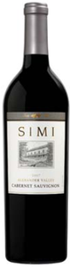 Simi Cabernet Sauvignon 2007, Alexander Valley, Sonoma County Bottle