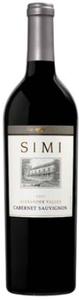 Simi Cabernet Sauvignon 2007, Alexander Valley, Sonoma County Bottle