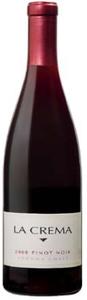 La Crema Pinot Noir 2008, Sonoma Coast Bottle