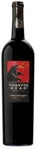 Toasted Head Cabernet Sauvignon 2008, North Coast Bottle
