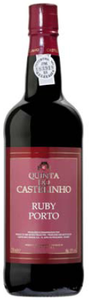 Quinta Do Castelinho Ruby Port, Doc Douro Bottle