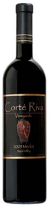 Corté Riva Merlot 2005, Napa Valley Bottle