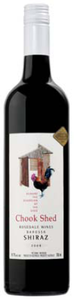 Rosedale Chook Shed Shiraz 2008, Barossa Valley, South Australia Bottle