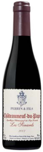 Perrin & Fils Les Sinards Châteauneuf Du Pape 375ml 2007, Ac Bottle