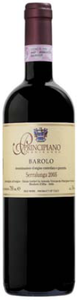 Ferdinando Principiano Serralunga Barolo 2005, Docg Bottle