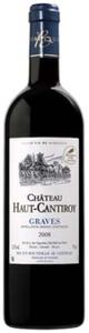 Château Haut Cantiroy 2008, Ac Graves Bottle