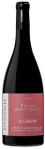 St. Gervais Réserve Côtes Du Rhône 2009, Ac Bottle