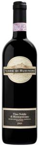 Terre Di Rubinoro Vino Nobile Di Montepulciano 2006, Docg Bottle