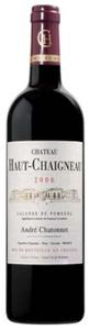 Château Haut Chaigneau 2006, Ac Lalande De Pomerol Bottle
