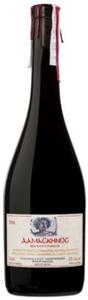 Vaeni Naoussa Xinomavro Damaskinos 2004 Bottle