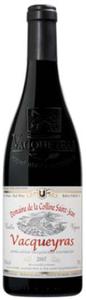 Domaine De La Colline Saint Jean Vieilles Vignes Vacqueyras 2007, Ac Bottle