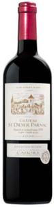Château St. Didier Parnac Cahors 2006, Ac Bottle