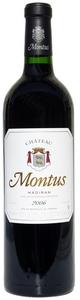Château Montus Madiran 2006, Ac Madiran Bottle
