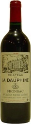 Chateau La Dauphine 2008 Bottle