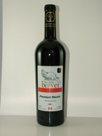 The Little Beaver Premium Merlot 2008, Okanagan Valley, B.C. Bottle