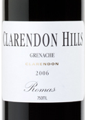 Clarendon Hills Romas Grenache 2006, Clarendon, South Australia Bottle