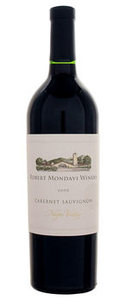 Robert Mondavi Reserve Cabernet Sauvignon 2006, Napa Valley Bottle