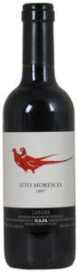 Gaja Sito Moresco 2008, Doc Langhe Bottle