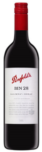 Penfolds Bin 28 Kalimna Shiraz 2007, South Australia Bottle
