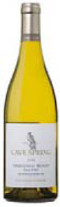 Cave Spring Chardonnay Musqué Estate 2008, VQA Beamsville Bench Bottle