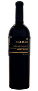 Paul Hobbs Cabernet Sauvignon 2006, Napa Valley Bottle