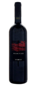 Vinosia Primitivo 2008, Igt Salento Bottle