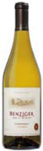 Benziger Chardonnay 2008, Carneros Bottle