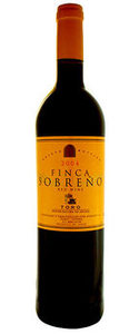 Finca Sobreño Crianza 2007, Do Toro Bottle