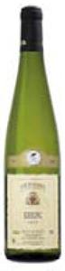 Cave De Hoen Riesling 2009, Ac Alsace Bottle