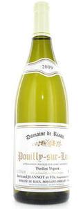 Domaine De Riaux Pouilly Fumé 2009, Ac Bottle