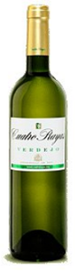 Agricola Castellana Cuatro Rayas Verdejo 2009, Do Rueda Bottle
