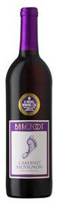 Barefoot Cabernet Sauvignon Bottle