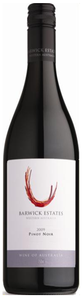 Barwick White Label Pinot Noir 2009, Pemberton Bottle